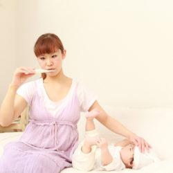 赤ちゃんが発熱する前に読んでおきたい対処法と考え方
